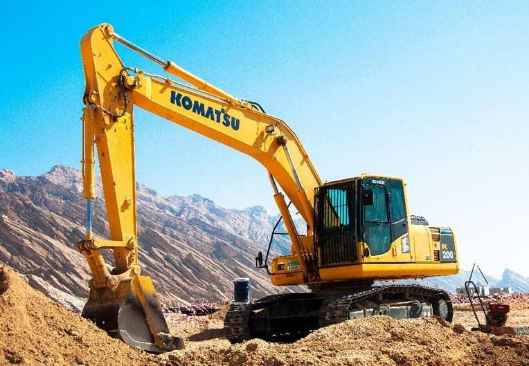 harga rental excavator balikpapan