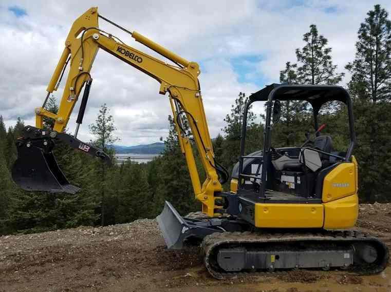 rental excavator samarinda